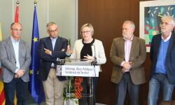Salvador anuncia la contratación temporal de 25 maquinistas y siete oficiales de talleres de FGV que permitirán mantener el servicio