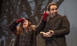 Teatre Escalante acerca la ciencia ficción a los niños con una versión musical de 'El hombre invisible'.