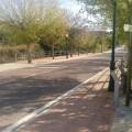 Una vía ciclopeatonal conectará el casco urbano de Siete Aguas con su estación de tren.