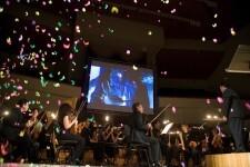 'Menut Palau' incorpora la proyección de cine 'Piratas del Caribe' con música en directo por la Orquesta de València.