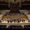 30 años de Mesías en el Palau con Gabrieli Consort&Players y cerca de 3000 cantantes aficionados.