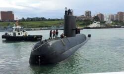 Buscan a 950 metros de profundidad el submarino argentino ARA San Juan.