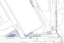 Comienza la ampliación de las aceras en la avenida Primado Reig, plaza Río Duero y calle Tirig.