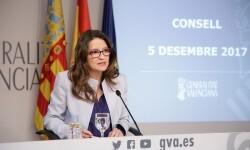 El Consell hará una propuesta para la reforma de la Constitución.