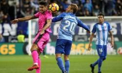 El Levante saca un punto de la Rosaleda al empatar 0-0