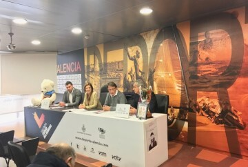 El jardín del Túria acoge este domingo la XXII edición del Ciclocross Internacional Ciudad de València.
