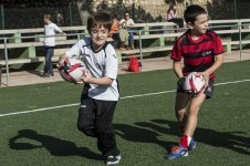 El rugby protagonizará la segunda MiniOlimpiada de la temporada