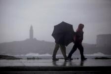 El temporal 'Ana' deja a su paso cientos de incidencias.
