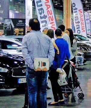 Feria del Automóvil de Valencia.