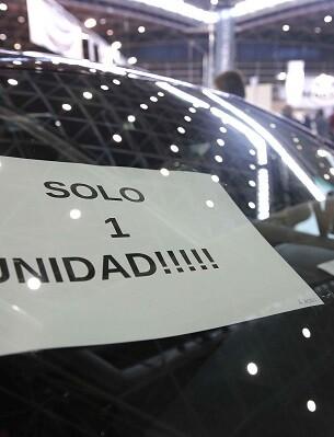 Feria del Automóvil.