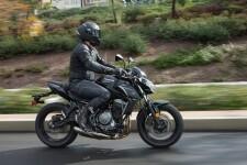 Kawasaki Z650, una moto que se adapta sin problemas a tu ritmo de vida.