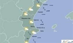 La Comunitat Valenciana ha amanecido este sábado de nuevo con las temperaturas mínimas bajas, cercanas a los 0 grados