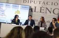 La Diputació muestra su estabilidad con un presupuesto más inversor que refuerza la autonomía y responsabilidad de los ayuntamientos.