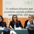 La Diputación construirá seis nuevos centros sociales públicos con una inversión bianual de 11 millones de euros.