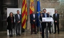 La Generalitat impulsa un programa que permitirá a pequeños municipios contratar a personal para reforzar la prevención de incendios forestales en la Comunitat.