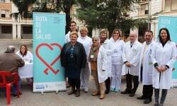 La Ruta de la Salud atiende a más de 1.400 personas de 70 municipios en la edición de este año.