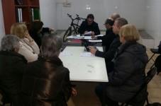La concejalía de movilidad y EMT perfilan con distintas asociaciones vecinales y sociales nuevas mejoras en la red de autobuses.