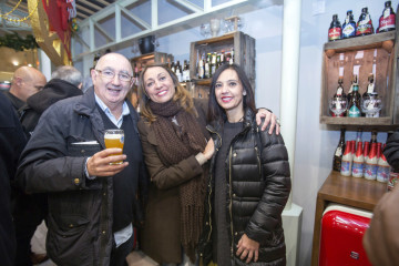 Las Cervezas del Mercado Exposición Cristina Peris 05-12-2017