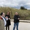 Las obras del puente que volverá a conectar Beniarjó con el Real comenzarán en el segundo semestre de 2018.