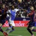 Levante y Leganés cierran el año con un empate (0-0).