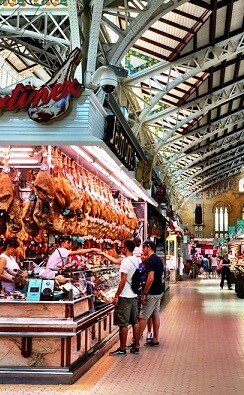 Mercado Central.