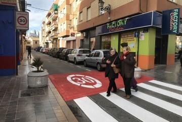 Movilidad Sostenible atiende la reivindicación vecinal de pacificar el tráfico en el núcleo histórico de Campanar.