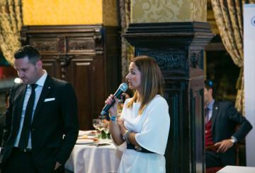 Pequeño Deseo, Asindown y Aspanion, que hicieron cena en el Casino para recaudar fondos para las 3, unidas por Mediolanum Aproxima (34)