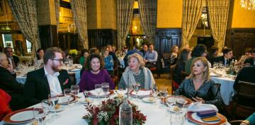 Pequeño Deseo, Asindown y Aspanion, que hicieron cena en el Casino para recaudar fondos para las 3, unidas por Mediolanum Aproxima (45)
