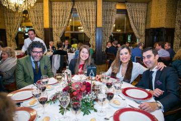 Pequeño Deseo, Asindown y Aspanion, que hicieron cena en el Casino para recaudar fondos para las 3, unidas por Mediolanum Aproxima (55)