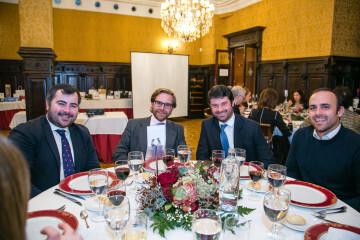Pequeño Deseo, Asindown y Aspanion, que hicieron cena en el Casino para recaudar fondos para las 3, unidas por Mediolanum Aproxima (56)