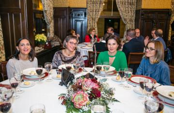Pequeño Deseo, Asindown y Aspanion, que hicieron cena en el Casino para recaudar fondos para las 3, unidas por Mediolanum Aproxima (58)