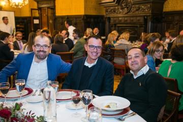 Pequeño Deseo, Asindown y Aspanion, que hicieron cena en el Casino para recaudar fondos para las 3, unidas por Mediolanum Aproxima (61)