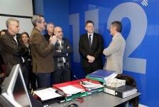 Puig agradece a los equipos de emergencias que garanticen 'la convivencia y las posibilidades de futuro' de la Comunitat.