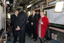 Puig destaca la importancia de potenciar el transporte ferroviario en todos los ámbitos y pide una inversión 'más decidida' en los grandes corredores europeos.
