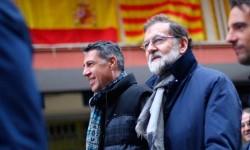 Rajoy defiende la aplicación del artículo 155 para poner fin a la deriva independentista en Cataluña.