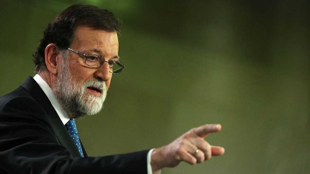 Rajoy rechaza el encuentro con Puigdemont y ofrecerá al nuevo Govern diálogo constructivo y realista