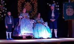 Solemne acto de Presentación exaltacion de las Falleras Mayores de la falla de la Mercé 20171202_204659 (10)