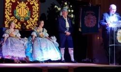 Solemne acto de Presentación exaltacion de las Falleras Mayores de la falla de la Mercé 20171202_204659 (14)