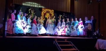 Solemne acto de Presentación exaltacion de las Falleras Mayores de la falla de la Mercé 20171202_204659 (15)