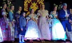 Solemne acto de Presentación exaltacion de las Falleras Mayores de la falla de la Mercé 20171202_204659 (18)