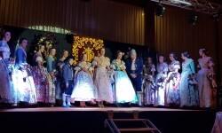 Solemne acto de Presentación exaltacion de las Falleras Mayores de la falla de la Mercé 20171202_204659 (19)