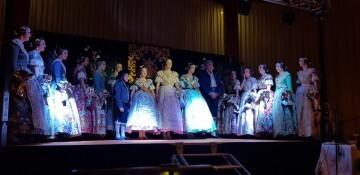 Solemne acto de Presentación exaltacion de las Falleras Mayores de la falla de la Mercé 20171202_204659 (21)