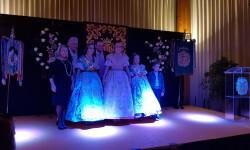 Solemne acto de Presentación exaltacion de las Falleras Mayores de la falla de la Mercé 20171202_204659 (25)