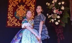 Solemne acto de Presentación exaltacion de las Falleras Mayores de la falla de la Mercé 20171202_204659 (27)
