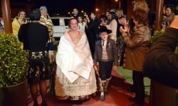Solemne acto de Presentación exaltacion de las Falleras Mayores de la falla de la Mercé 20171202_204659 (31)