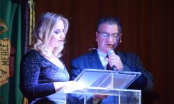 Solemne acto de Presentación exaltacion de las Falleras Mayores de la falla de la Mercé 20171202_204659 (36)