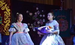 Solemne acto de Presentación exaltacion de las Falleras Mayores de la falla de la Mercé 20171202_204659 (38)