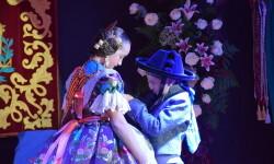 Solemne acto de Presentación exaltacion de las Falleras Mayores de la falla de la Mercé 20171202_204659 (40)