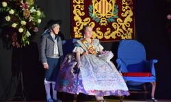 Solemne acto de Presentación exaltacion de las Falleras Mayores de la falla de la Mercé 20171202_204659 (43)