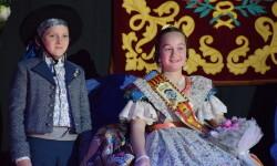 Solemne acto de Presentación exaltacion de las Falleras Mayores de la falla de la Mercé 20171202_204659 (44)